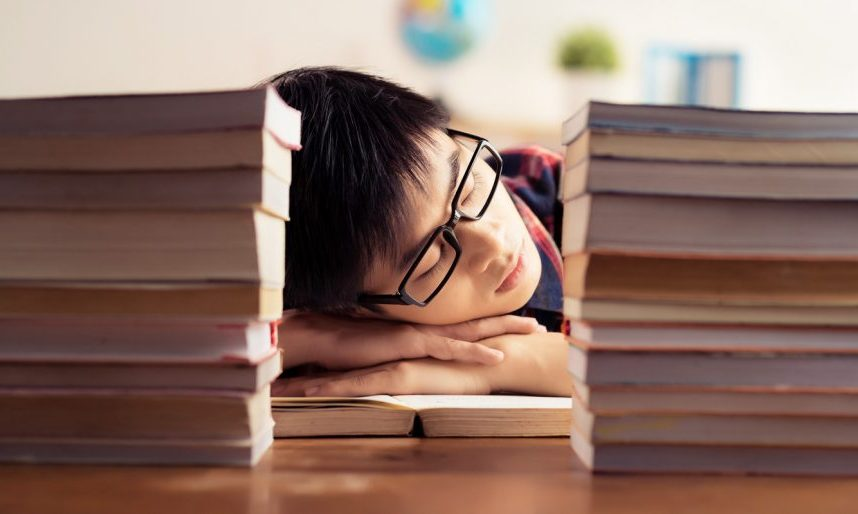 Sleep and Repetition As The Best Revising Techniques