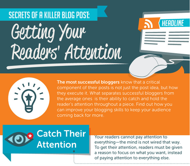 7 Writing Tips to Make Attractive Content